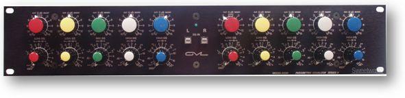 Un autre égaliseur de référence en mastering, le GML 8200
