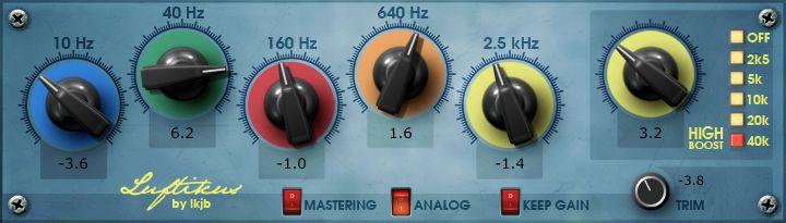 Un plugin de mastering - gratuit !